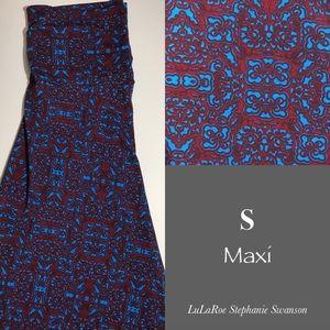 Small maxi skirt LuLaRoe NWT